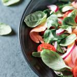 Salade composée Monaco